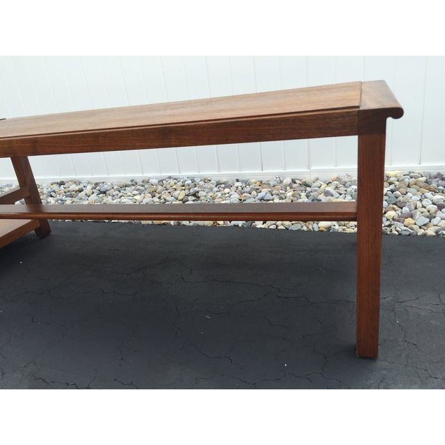 Mid-Century Teak Coffee Table - Image 7 of 9