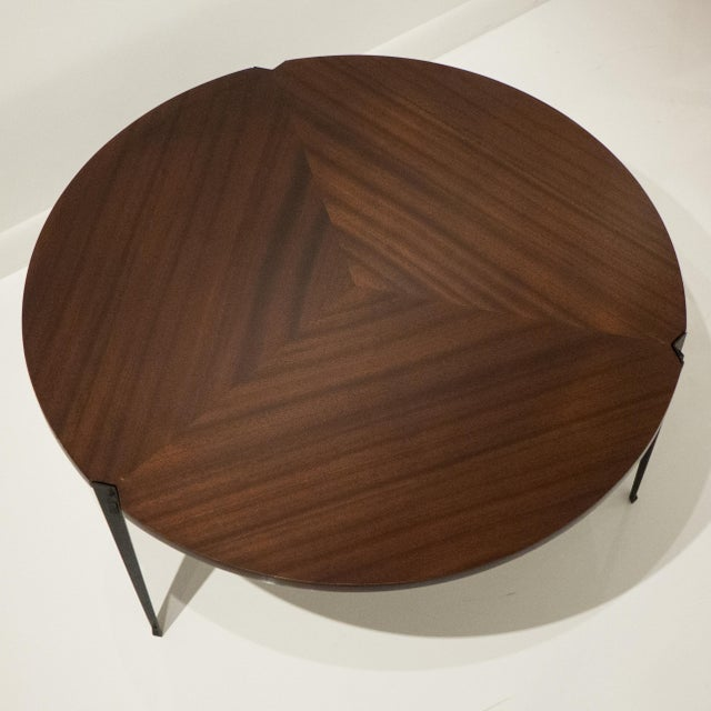 Tecno Osvaldo Borsani Cocktail Table For Sale - Image 4 of 8