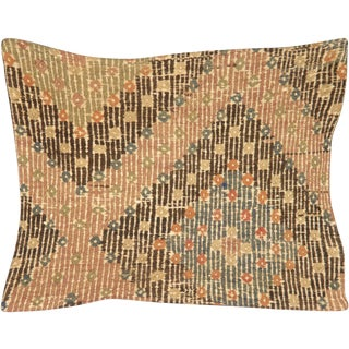 Nalbandian - 1960s Turkish Cicim Pillow - 15' X 19' For Sale