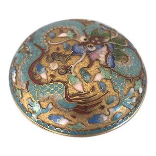 Antique Dragon Box For Sale