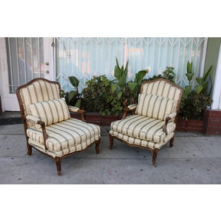 1950s Vintage Italian Rococo Chairs- A Pair Preview