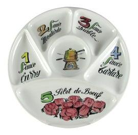 Image of French Dinnerware