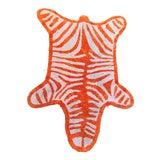 Image of Jonathan Adler Tiger Stripe Rug - 3′3″ × 4′9″ For Sale