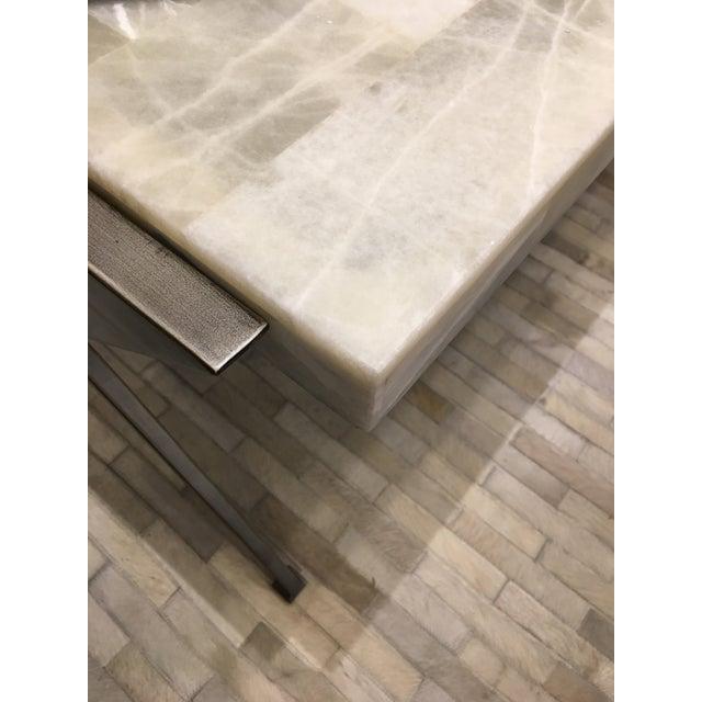 Artistca Home Greta Rectangular Cocktail Table For Sale - Image 9 of 10
