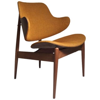 Vintage Kodawood Lounge Chair by Seymour James Weiner For Sale