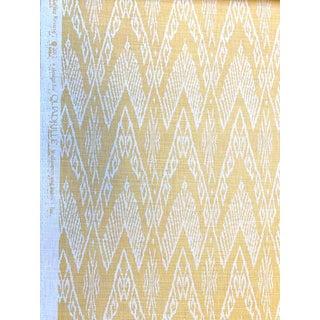 Quadrille China Seas Raffle Reverse Fabric - 1.5 Yards For Sale