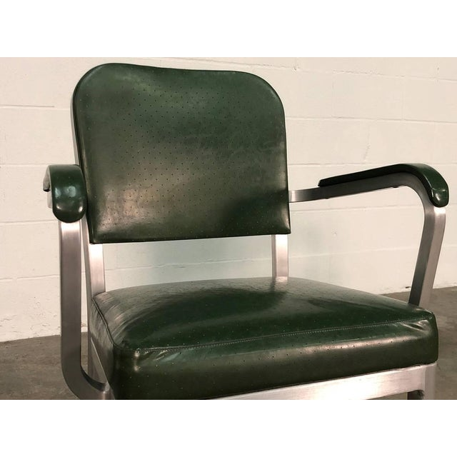 Mid-Century Industrial Office Chair by Cole-Steel ~ a Pair For Sale In Saint Louis - Image 6 of 10