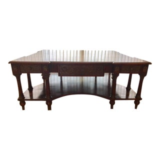 Louis XVI Style Traditional Coffee Table