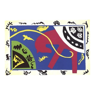 Henri Matisse-The Horse, the Equestrienne and the Clown-2001 Poster For Sale