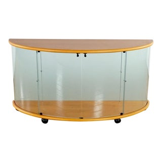 Roche Bobois Display Cabinet For Sale