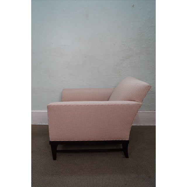 Modern Baker Barbara Barry Collection Lounge Chair For Sale - Image 3 of 11