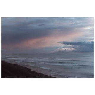 Mo Gambill Pastel Cloud and Ocean Landscape Photograph For Sale