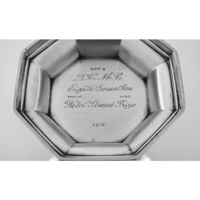 Sterling Reticulated Vase For Sale In New York - Image 6 of 7