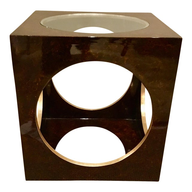 Roulette Side Table For Sale