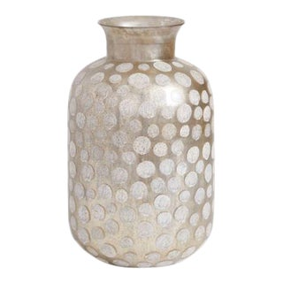 Kenneth Ludwig Chicago Lottie Small Dot Vase For Sale