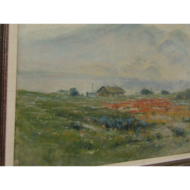 Antique Original Landscape by Maxwell Robertson - Image 5 of 7
