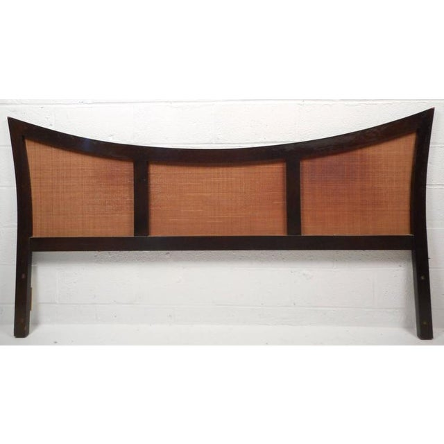 Harvey Probber Mid-Century King Size Headboard - Image 3 of 8