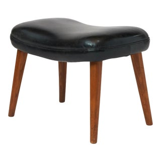 "Ib Madsen & Acton Schubell ""Pragh"" Foot Stool For Sale"