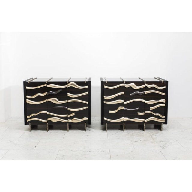 Jean-Luc Le Mounier, Nice Day Low Cabinets, Fr, 2018 For Sale - Image 12 of 12