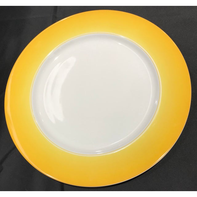 Contemporary Lynn Chase Yellow Chargers - Set of 14 For Sale - Image 3 of 8