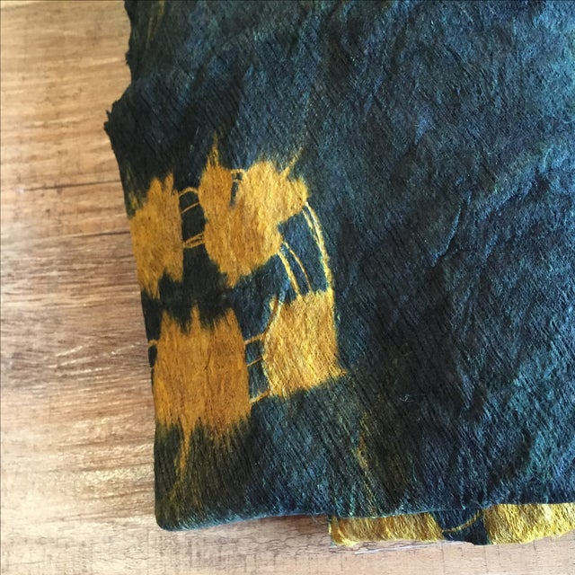 African Bark Cloth - Image 4 of 7