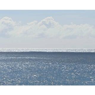 "Gaétan Caron ""Pacific Blues, Tropical"" Hawaiian Seascape Color Photograph, 2014 2014 For Sale"