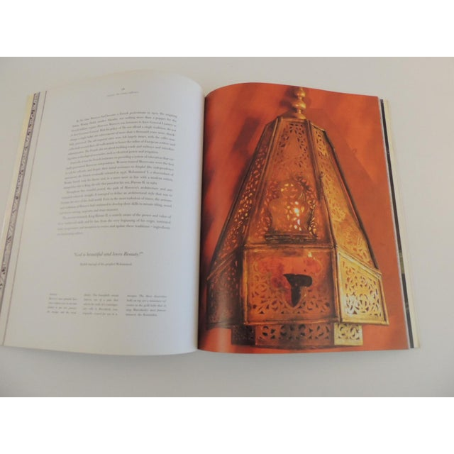 Morocco Modern Book For Sale - Image 4 of 6