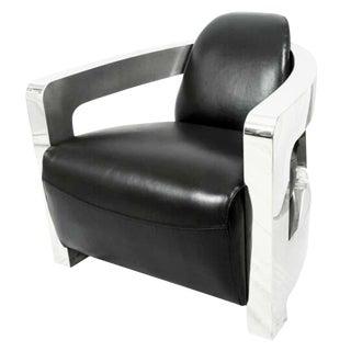 1970s Retro Halton Bomber Arm Chairs by Lazzaro For Sale