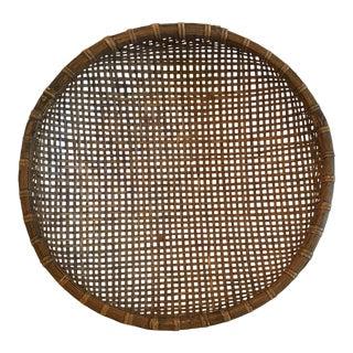 Large Vintage Fish Drying Basket