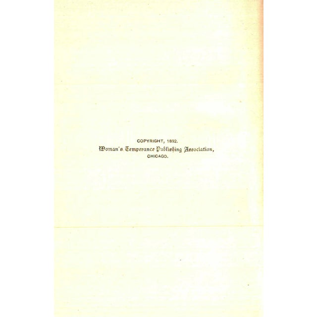 """Booth & Williams 1892 """"A Young Woman Journalist: A Memorial Tribute"""" Collectible Book For Sale - Image 4 of 6"""