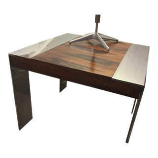 Milo Baughman End Tables For Sale