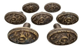 Image of Gothic Revival Door Knobs