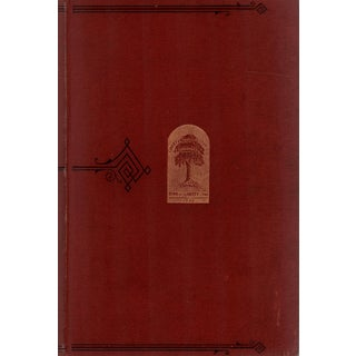 """1876 """"Familiar Letters of John Adams and His Wife Abigail Adams"""" Collectible Book For Sale"""