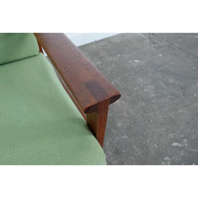 1960s Mid-Century Modern Dux Club Chair For Sale - Image 5 of 7