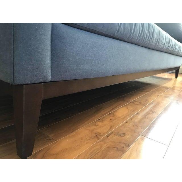 Bloomingdale's Brand New Bloomingdales Sofa For Sale - Image 4 of 5