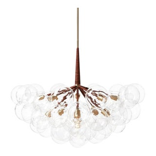Pelle Supra Bubble Chandelier For Sale