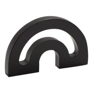 Deco-1.25HC Matte Black Knob For Sale