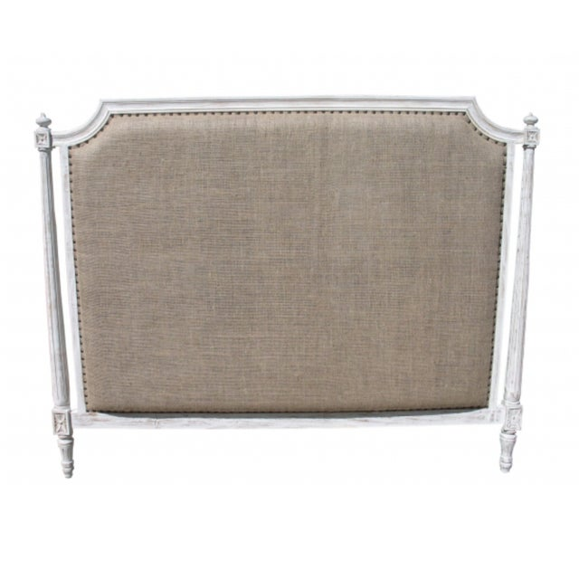 Noir Furniture Isabelle Queen Headboard For Sale - Image 10 of 10