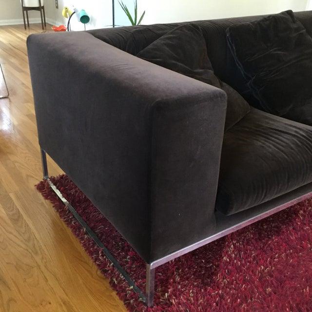 Bauhaus Antonio Citterio B&b Italia Tight '03 Sofa For Sale - Image 3 of 10