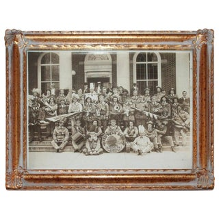 Red Men's Band, Portrait DuBois, Pa For Sale