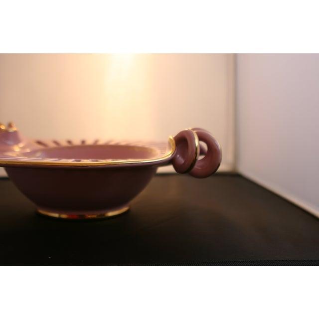Vintage 50's Italian P.V. Pottery Large Bowl - Image 5 of 7
