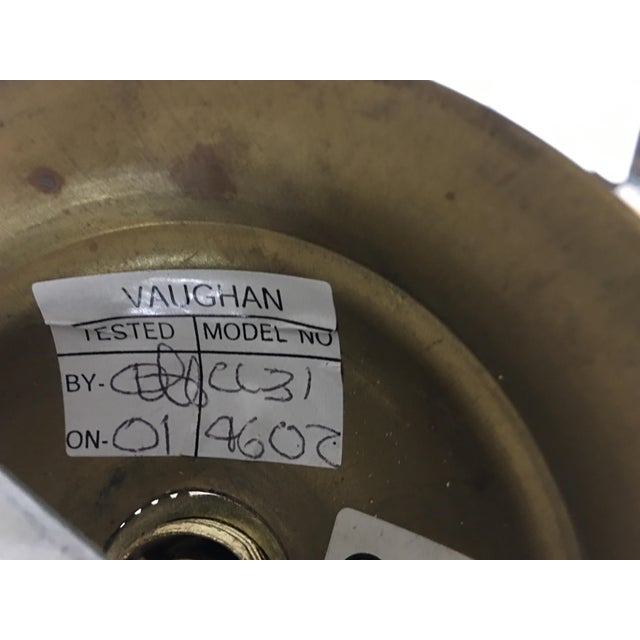 Vaughan Adam Hall Globe Lantern - Brass For Sale In Washington DC - Image 6 of 7