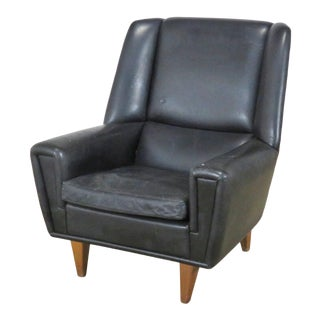 Mid-Century Modern Club Chair For Sale
