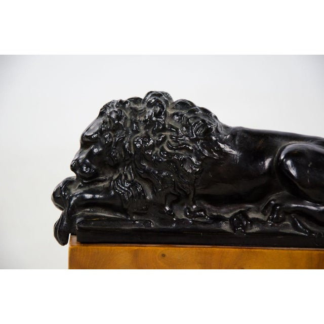 Italian Neoclassical Style Lion Bookends - a Pair For Sale In Atlanta - Image 6 of 9