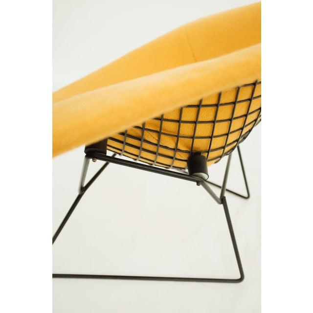 1970s 1970s Danish Modern for Knoll International Bertoia Large Diamond Chair For Sale - Image 5 of 11