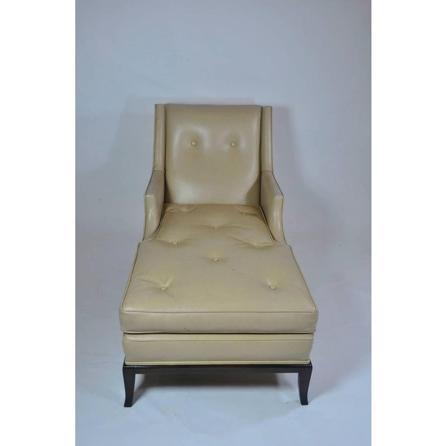 Rare Chaise by T.H. Robsjohn-Gibbings - Image 7 of 9