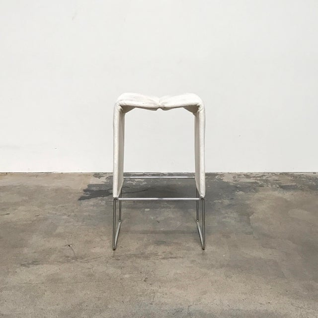 Modern B&B Italia 'Pyllon' Stool by Nicole Aebischer For Sale - Image 3 of 6
