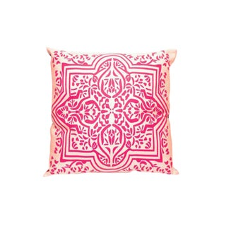 Boho Chic FuschiaSignature Pillow For Sale