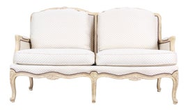 Image of French Provincial Loveseats