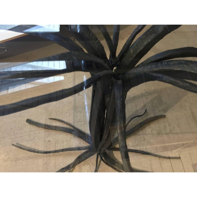 Modern Iron Branch or Twig Shaped Table For Sale - Image 3 of 8